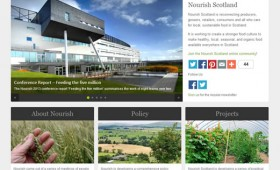 Nourish Scotland home page